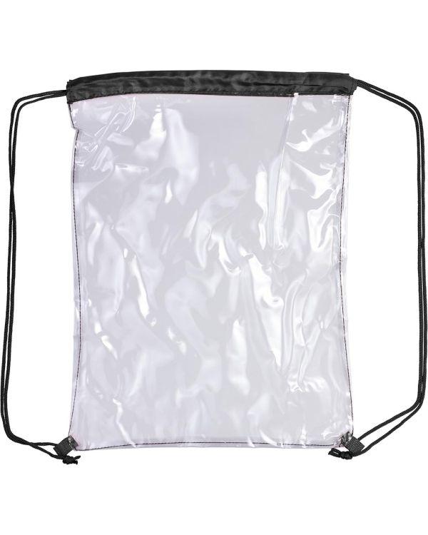 Transparante rugzak (PVC)