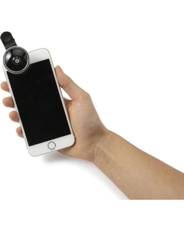 Set van 2 lenzen voor mobiele telefoon