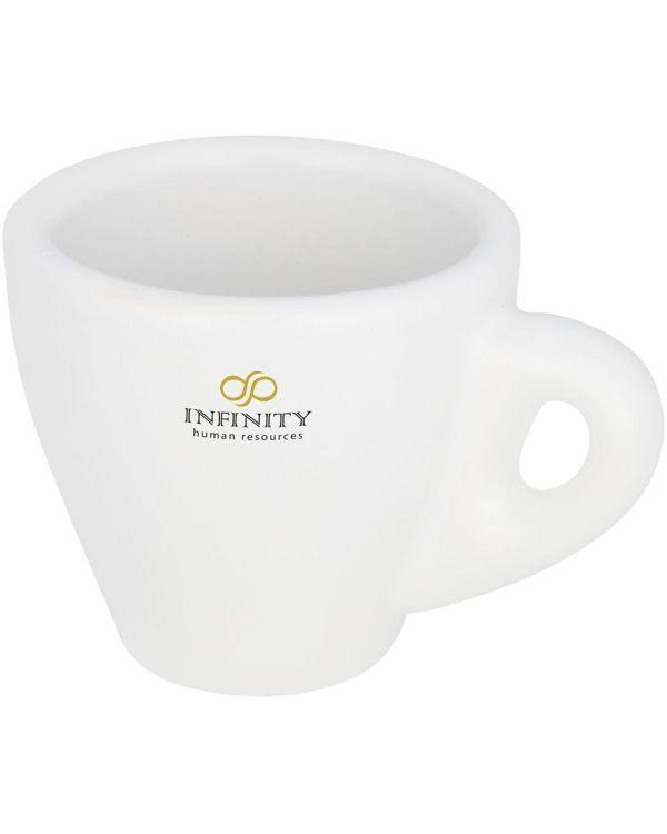 Perk 80ml Witte Espressokop