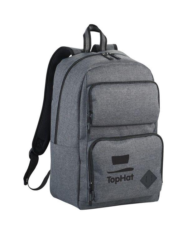 Graphite Deluxe 15.6 Inch Laptop Rugzak