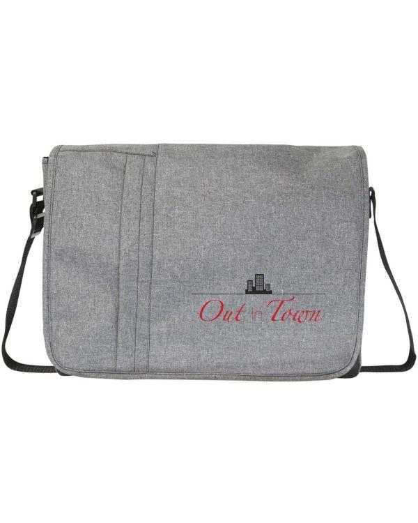 15,6 Inch Laptop Tas In Heather Design