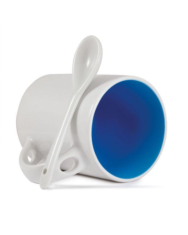 Spoon Inner ColourCoat Mug