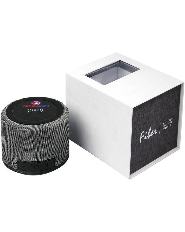 Fiber Draadloze Oplaadbare Bluetooth Speaker