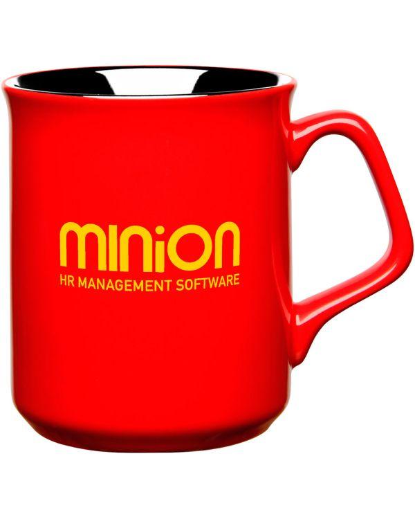 Pantone Matched Sparta Glazed ColourCoat Mug