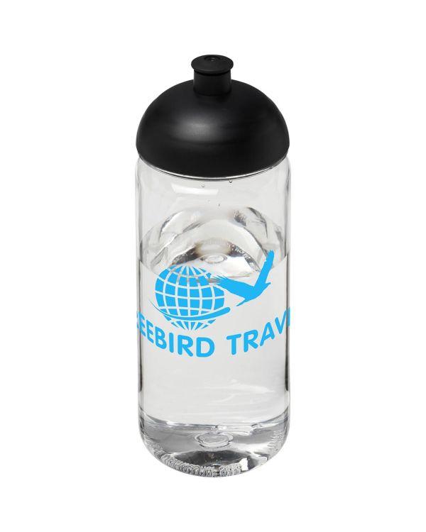 H2O Octave Tritan 600ml Bidon Met Koepeldeksel