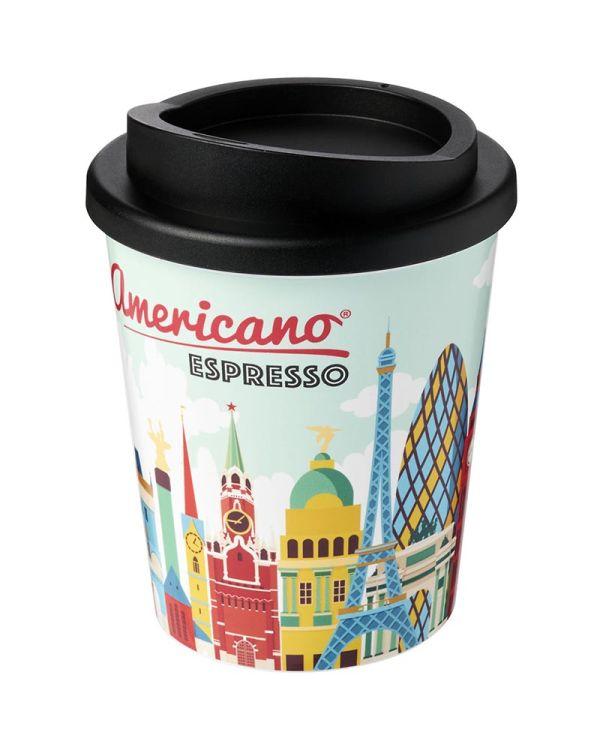 Brite Americano Espresso 250ml Geïsoleerde Beker