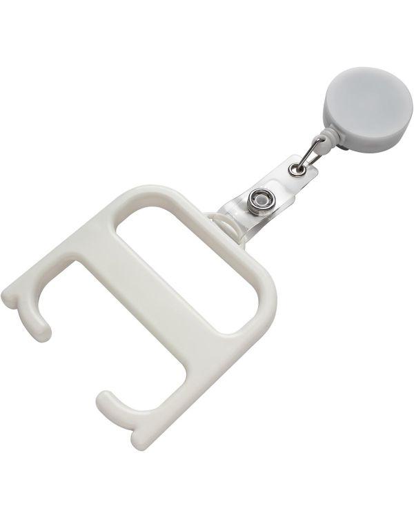 Hygiënesleutel Met Rollerclip