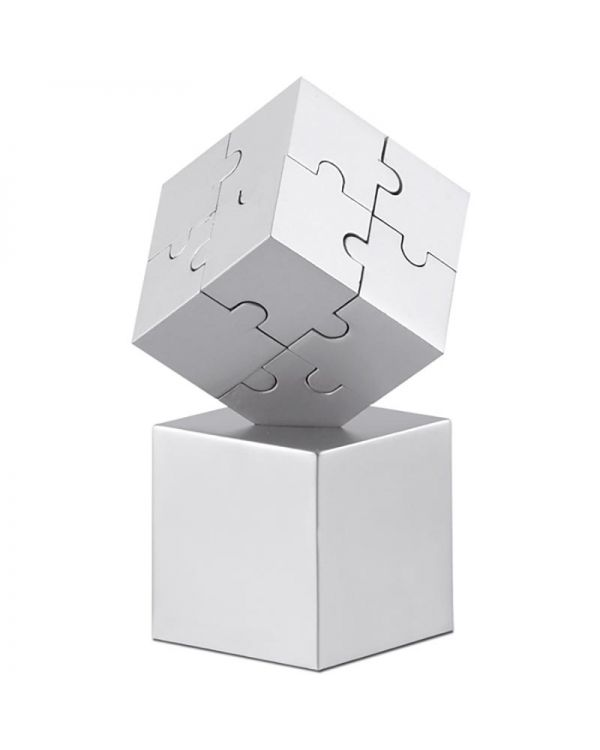 Kubzle Metalen 3D PUzzel