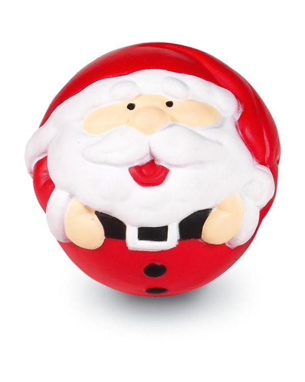 Sanlax Anti-Stressbal Kerstman