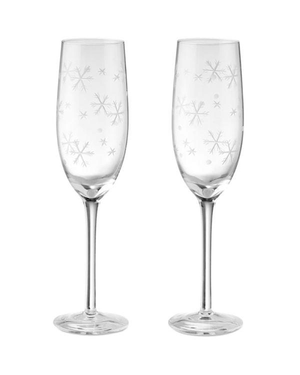 Cheers Twee Champagneglazen
