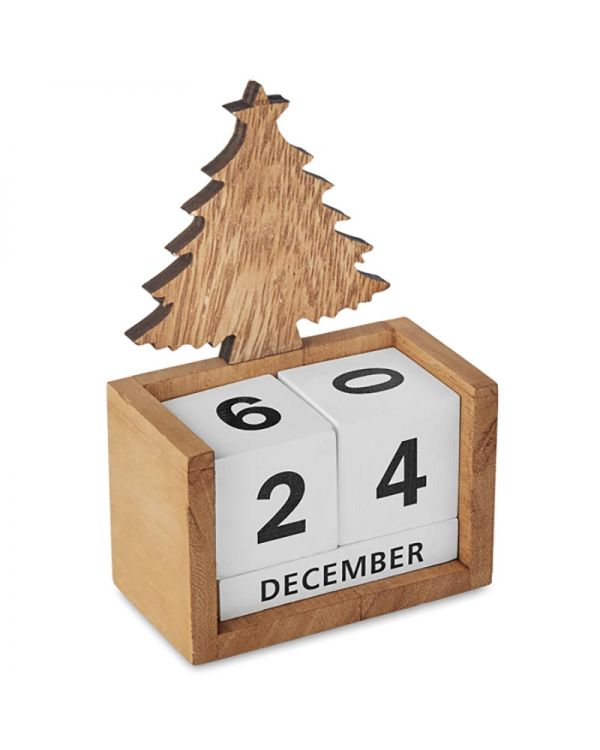 Aveto Kerst Bureaukalender