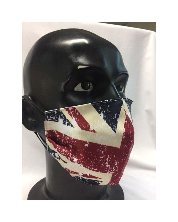 3D gezichtsmasker van stof