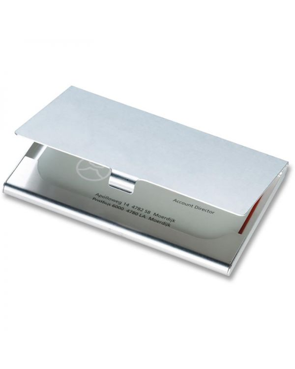 Epsom Aluminium Visitekaarthouder
