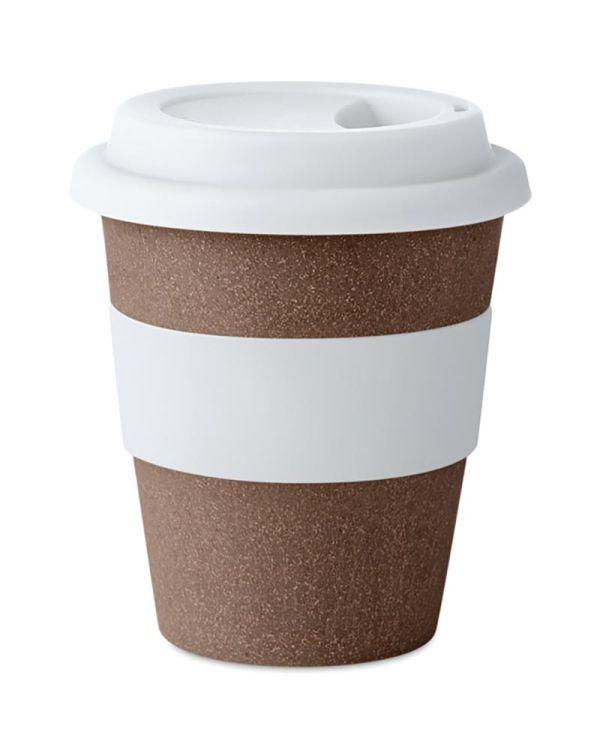 Astoria Espresso Drinkbeker Van Bamboe/ PP