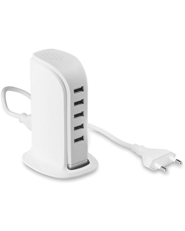 Buildy USB Hub 5 Poorten
