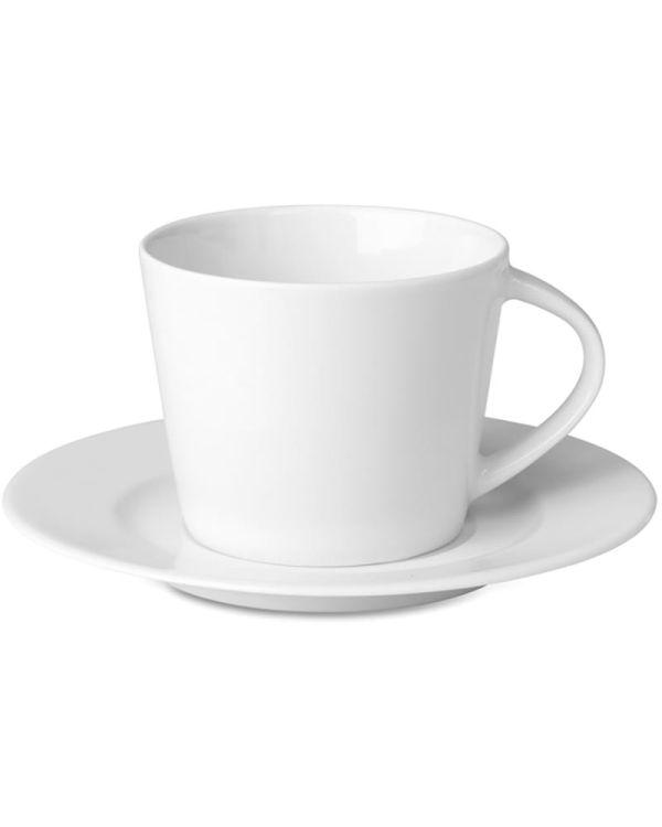 Paris Cappuccino Kop En Schotel
