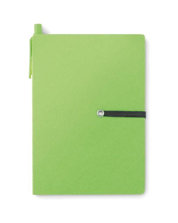 Reconote Gerecycled Notitieboekje Pen
