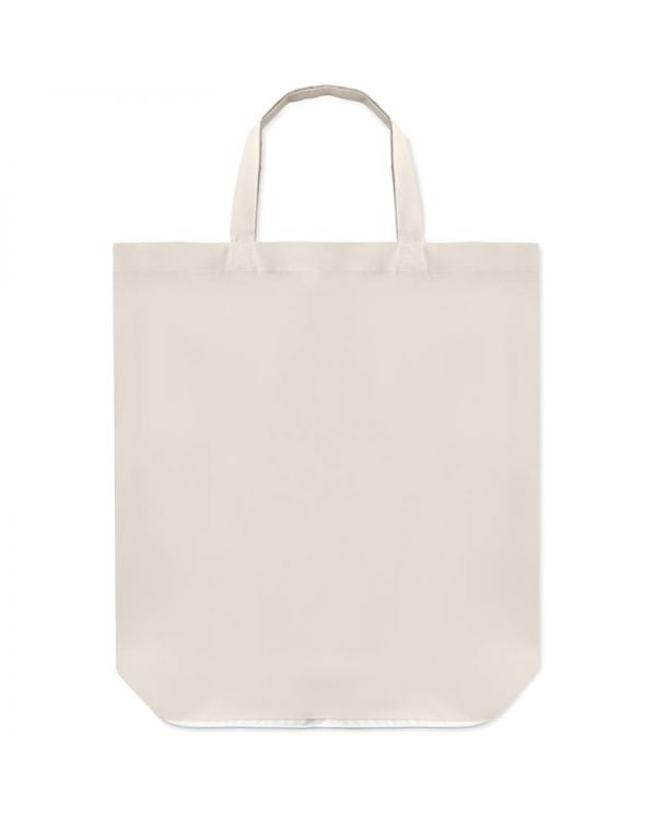 Foldy Cotton Opvouwbare Katoenen Tas