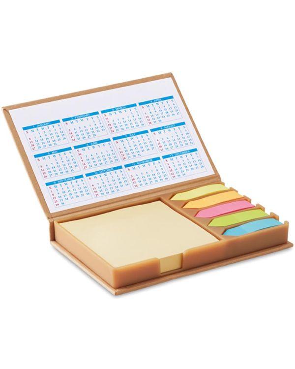 Memocalendar Bureauset Kalender