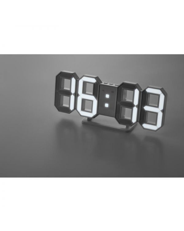 Countdown LED Klok