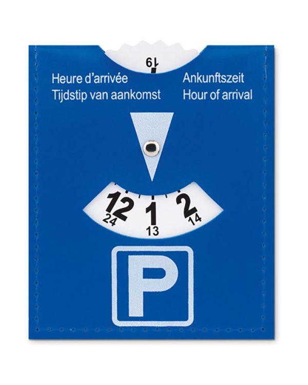 Parkcard Parkeerkaart Van Pvc