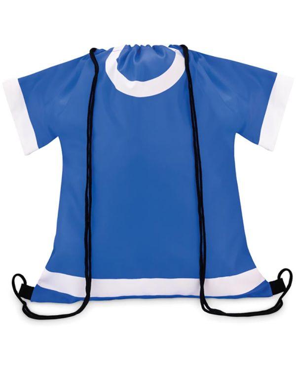 T-Draw Rugzakje In T-Shirt Model