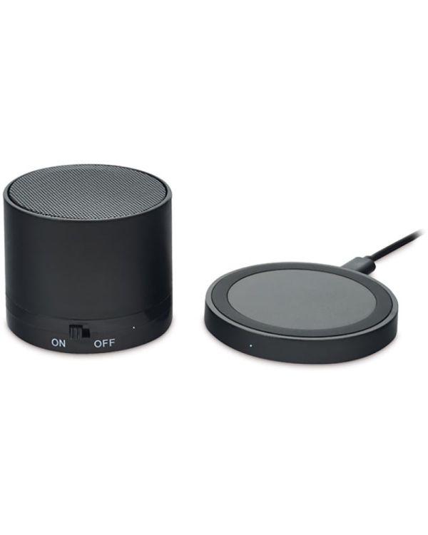 Round Less Draadloze Speaker