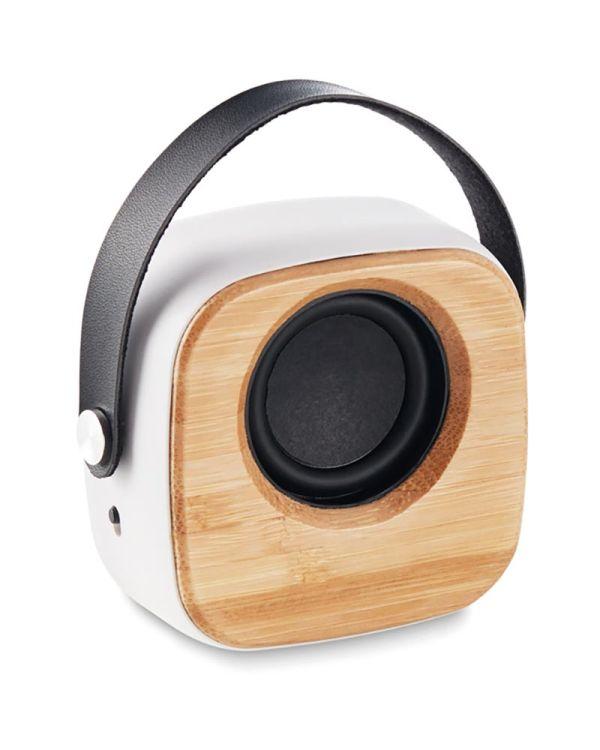 Ohio Sound 3W Bamboe Speaker
