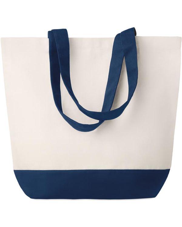 Kleuren Bag Canvas Strandtas 170 g/m2
