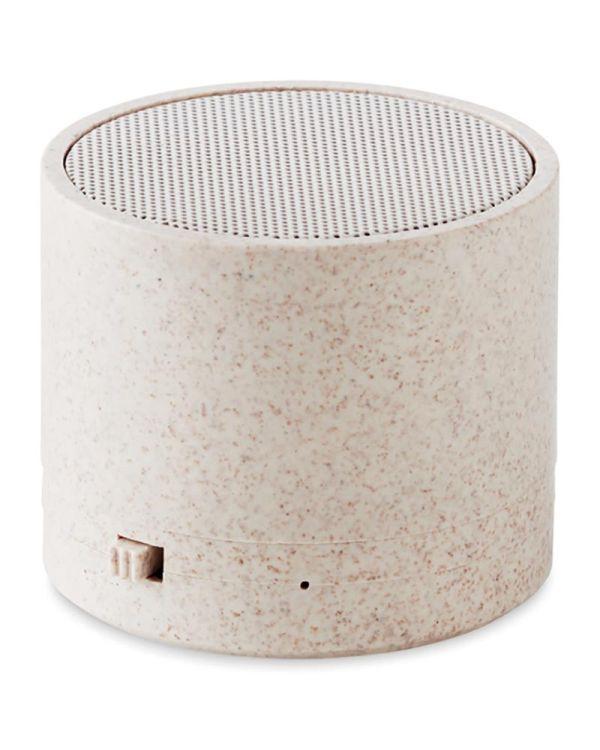 Round Bass+ Tarwestro Bluetooth Speaker
