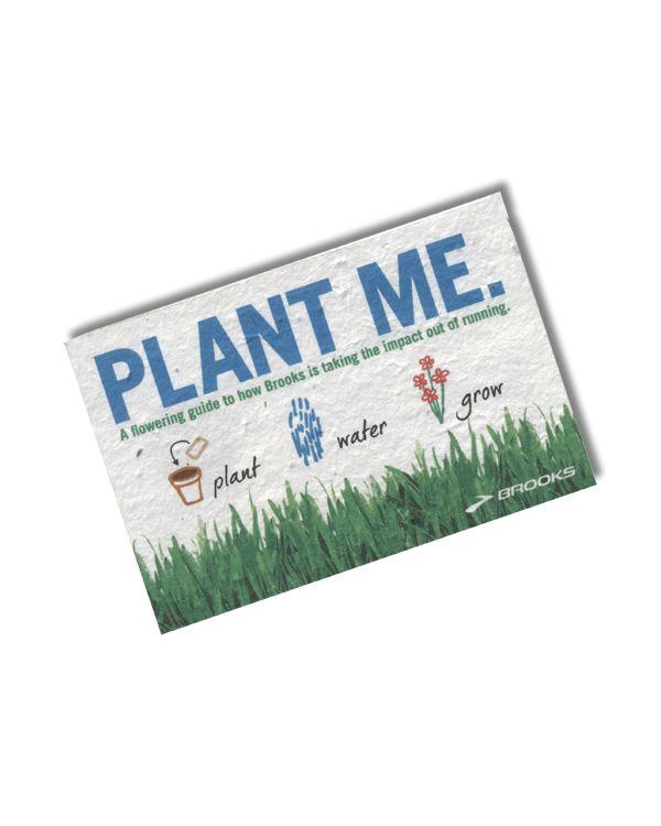 Plant it - Papieren Visitekaartjes