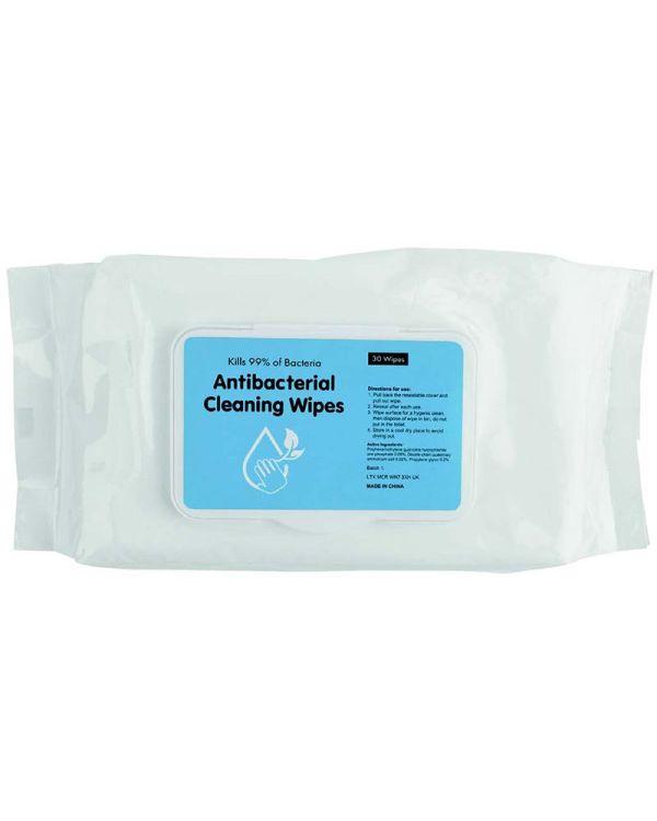 Anti-Bacteriële doekjes (30)