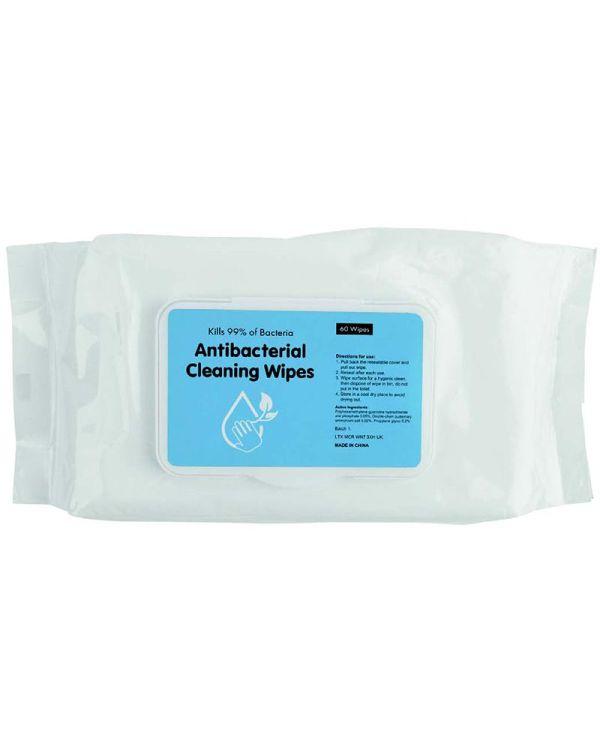 Anti-Bacteriële doekjes (60)